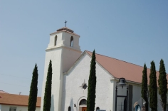 Marfa Church