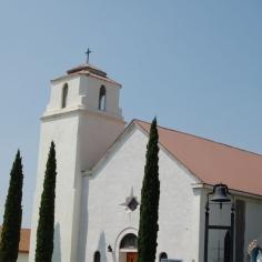 Marfa Church