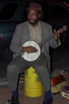 Asheville Banjo