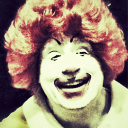 I hate clowns ;)