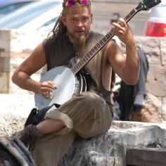 Santa Fe Banjo