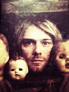 Fitting--Kurt Cobain in Rolling Stone