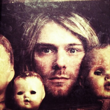 Fitting--Kurt Cobain in Rolling Stone
