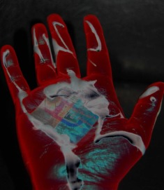 Hands for David Lynch's Unstaged Concert with Duran Duran at the Mayan