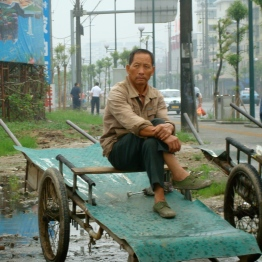Waiting for Work #Changde