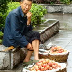 Peach Man #Changde