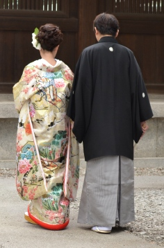 Love in Meiji Jingu #Japan