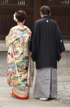 Love in Meiji Jingu #Japan