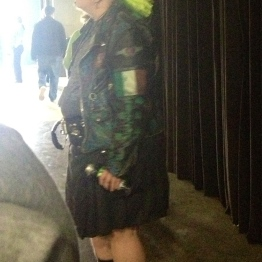 Punk Irishman #NTIF