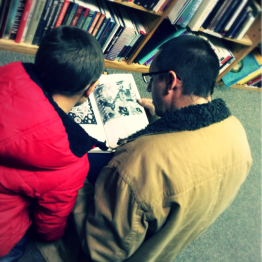 Father and Son #books