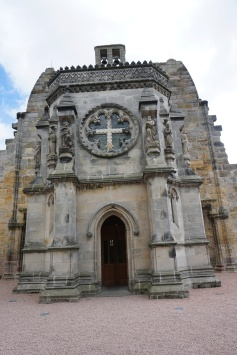 Rosslyn Chapel--Front view