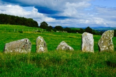 Beltany Stone Circle in Raphoe