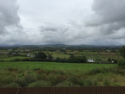 Room with a view. Malin, Ireland