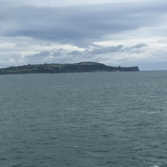First view of Scotland